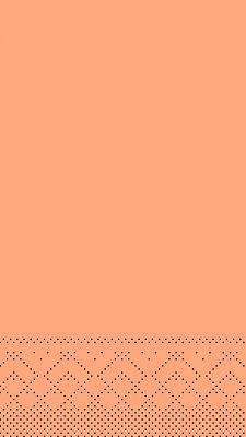 Serviette Tissue 3-lagig aprikot