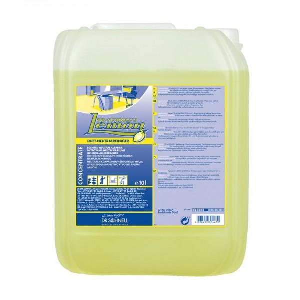 Duft-Neutralreiniger Lemon 10l