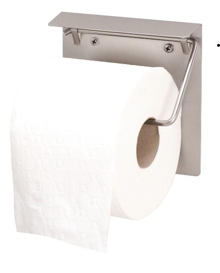 Edelstahl WC-Papierrollenhalter