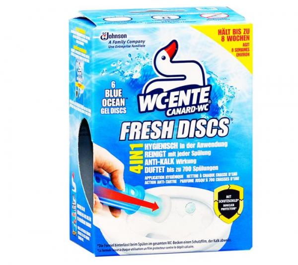 Canard-WC Fresh Discs Ocean