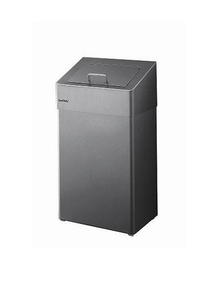 Hygiene Abfallbox Edelstahl 18l