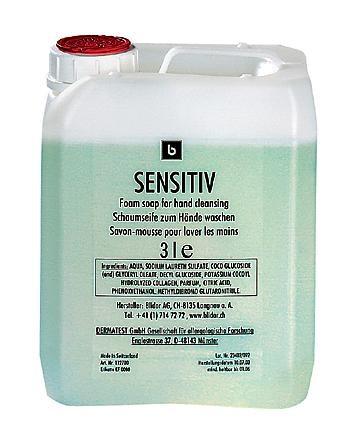 Schaumseife Sensitive 3 Liter