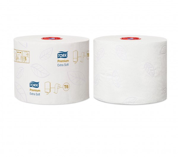 Toilettenpapier Compact Premium TORK