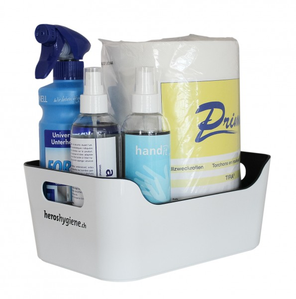 Hygienebox für Desinfektion