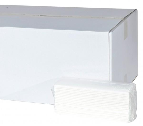 Papierhandtuch C-Falz Deluxe 2-lagig