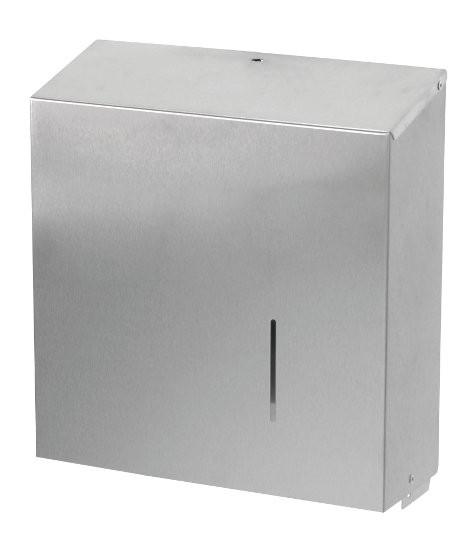 Edelstahl WC-Rollen Jumbo-Spender