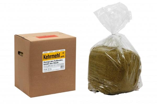 Hornit Kehrmehl Gelb 20kg