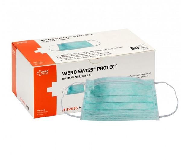 Wero Swiss® Mundschutz Typ IIR