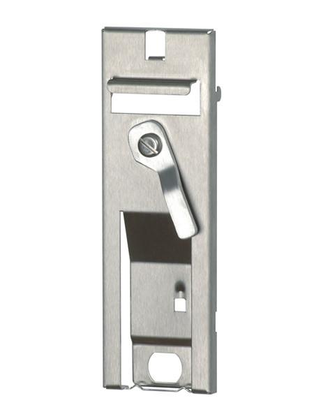 Adapterplatte für Normschiene Edelstahl 1000ml