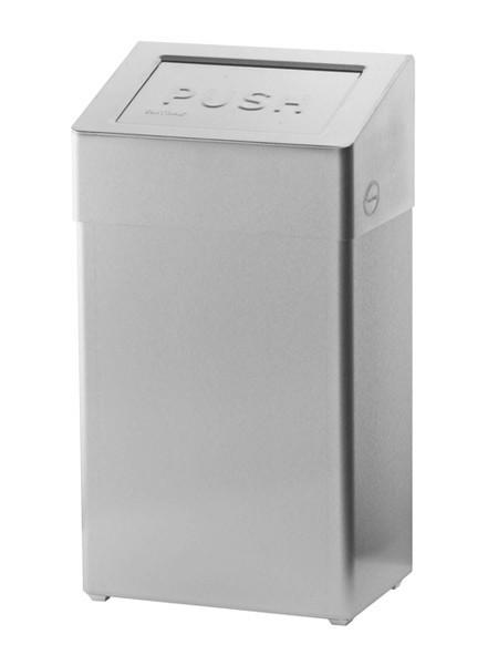 ABU stainless steel waste bin 18l or 50l