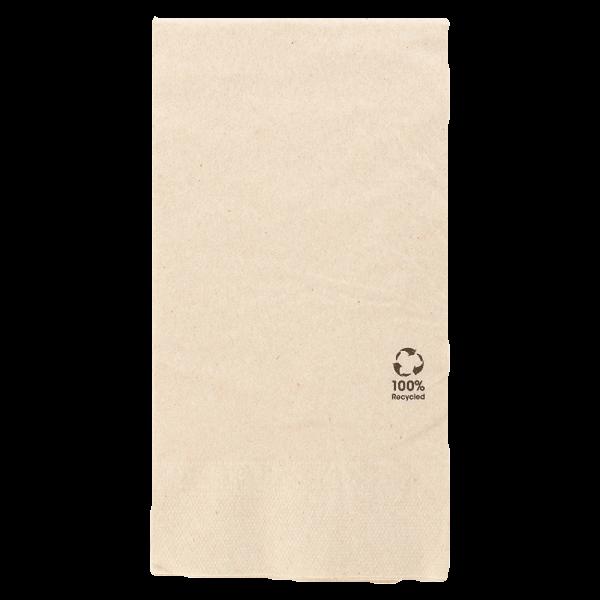 Serviette Recycling 40 x 40cm, 2-lagig