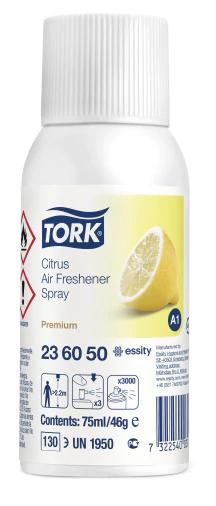 TORK Lufterfrischer mit Zitrusduft