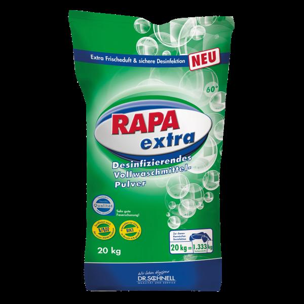 RAPA EXTRA detergente disinfettante per carichi pesanti 20kg