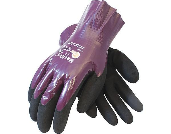 MaxiFlex Handschuh MaxiDry Plus