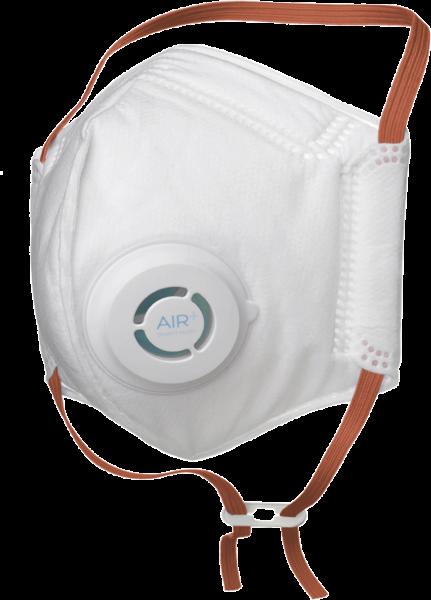 AIR+ FFP2-Maske mit Ventil