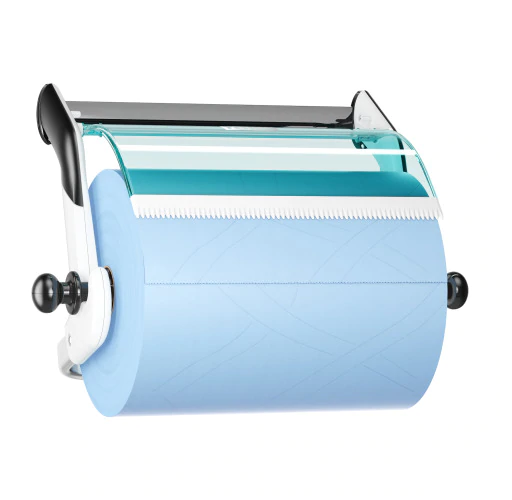 TORK wall holder for large rolls