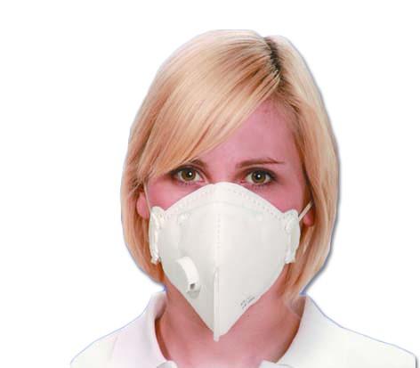 Atemschutzmaske FFP1, PP Paket à 20 Stück