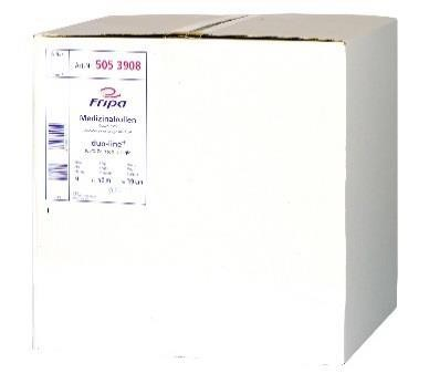 Medizinalrollen aus Papier, Breite 40cm, 2-lagig