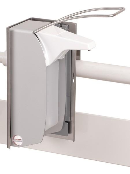 Winkelplatte für Rohrrahmen Aluminium 1000ml
