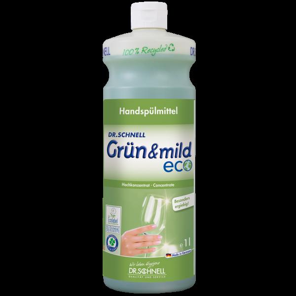 handspülmittel grün&mild eco