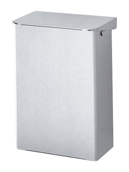 Abfallbehälter Edelstahl 6l