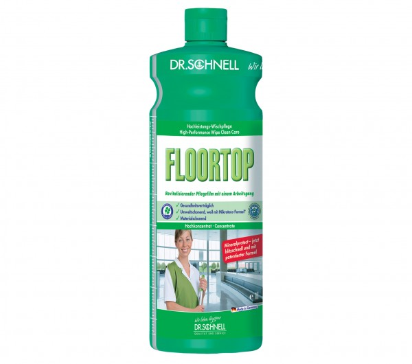 Floortop Bodenreinigung