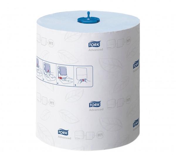 TORK roll towel Advanced Hybrid 2-ply blue (150m)