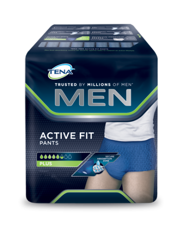 Tena Men Active Fit Incontinence Pants