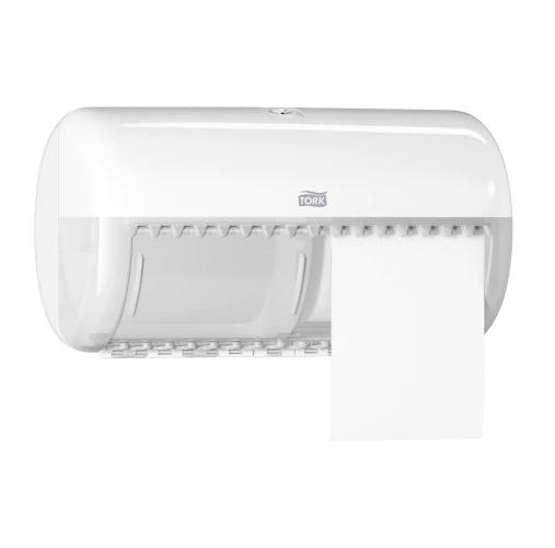 Distributore di piccoli rotoli di carta igienica TORK
