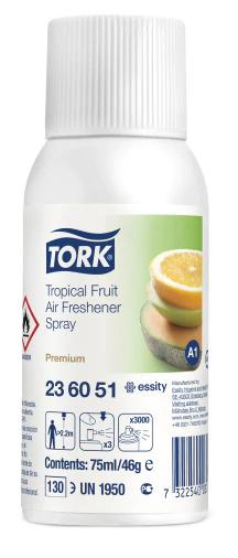TORK air freshener with fruit fragrance