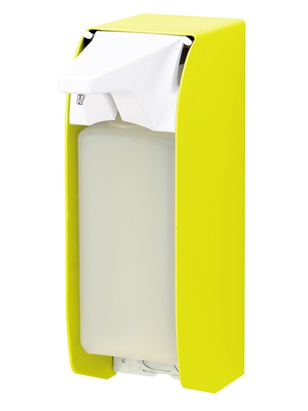 IMP Touchless XT Seifen- und Desinfektionsmittelspender Signalfarben 1000ml