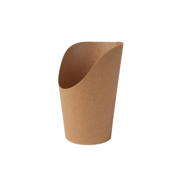 Bio Karton Snackschale 300ml