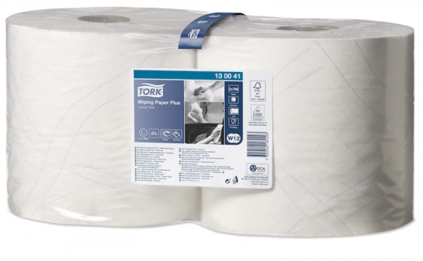 Maxi Cleaning Roll Hybrid a 2 strati
