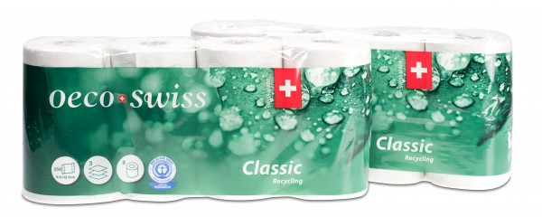 Oeco Swiss Classic Toilettenpapier