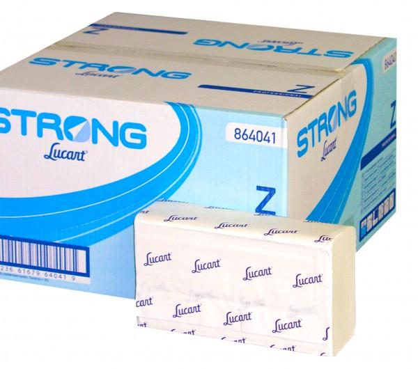Papierhandtuch Z-Falz 'ZZ-Premium' 2-lagig
