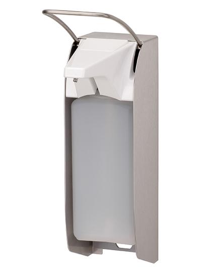 ingo man edelstahl 1000 ml kurzer bedienhebel heros hygiene gmbh. Black Bedroom Furniture Sets. Home Design Ideas