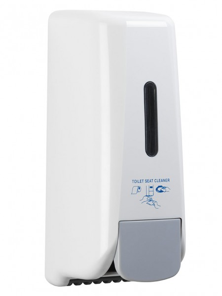 CleanYourSeat toilet seat disinfectant dispenser